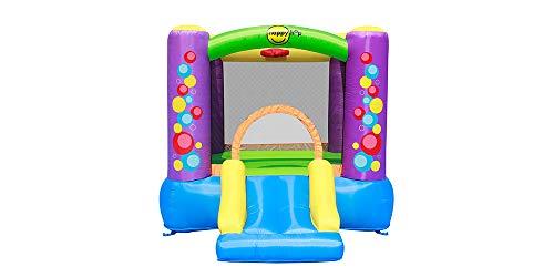 Happy Hop HappyHop 9201B. Castillo Hinchable: Bubble Slide Bouncer.