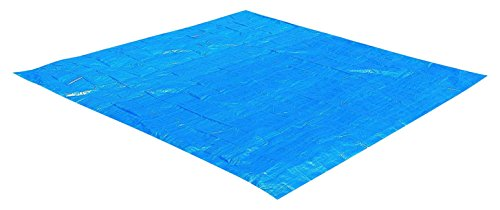 Intex Pool Ground Cloth - Pool Bodenplane - 4,72 m² - Für Easy Set und Frame Pools von 244 - 457 cm