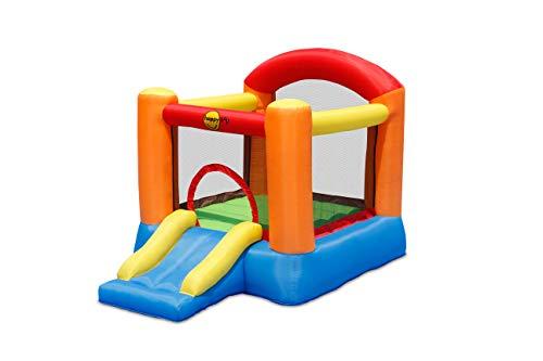 Happy Hop Slide Bouncer, Mehrfarbig, 9004B