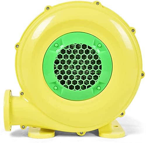 RELAX4LIFE 350/450/680W Luftgebläse, 220-240V, elektrische Gebläse mit großem Boden und Luftöffnung, Dauergebläse...