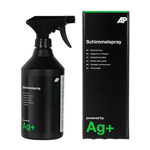Ag+ Schimmelspray/Schimmelentferner, 600ml, chlorfrei, mit...