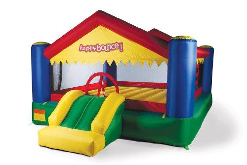 Avyna Hüpfburg Party House Big mit Rutsche (für bis zu 5 Kinder)