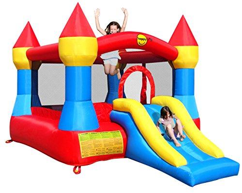 Happy Hop HappyHop 9017. Castillo Hinchable: Bouncer Con Slide.