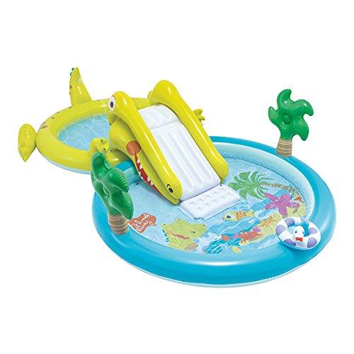 Intex–Zentrum von Spiele Wasserpark mit Rutsche–180Pool und...